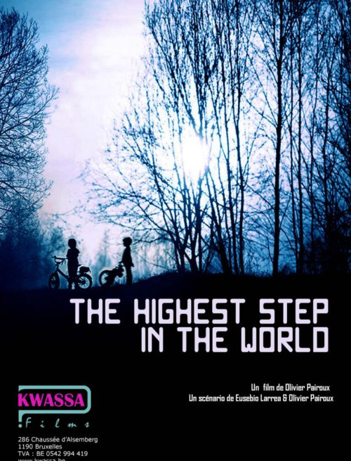 The highest step in the world