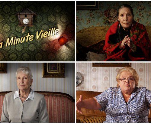 LA MINUTE VIEILLE - série ARTE